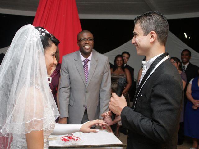 O casamento de Angélica e Ricardo