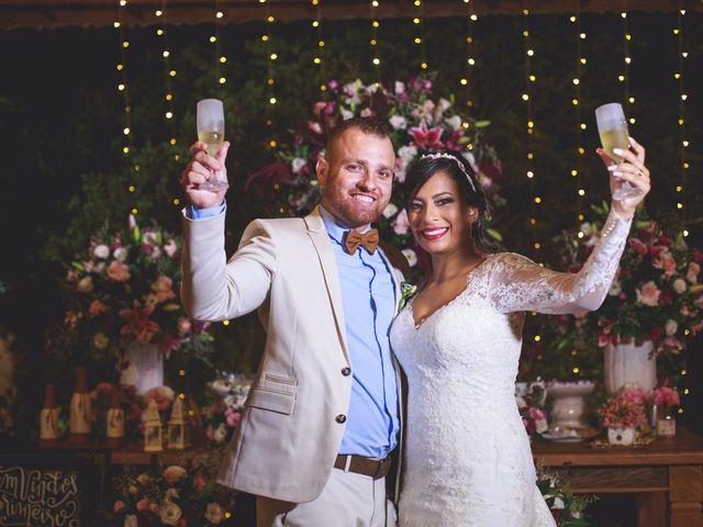 O casamento de Cleuza e Diuleno