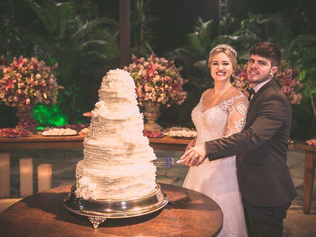 O casamento de Bárbara e Izidro