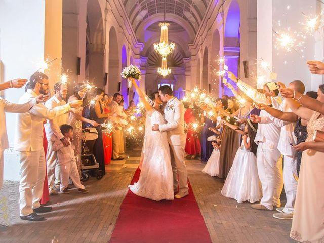 O casamento de Angela e Sergio