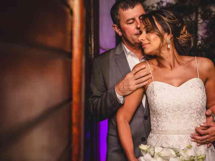 O casamento de Luciana e Eduardo