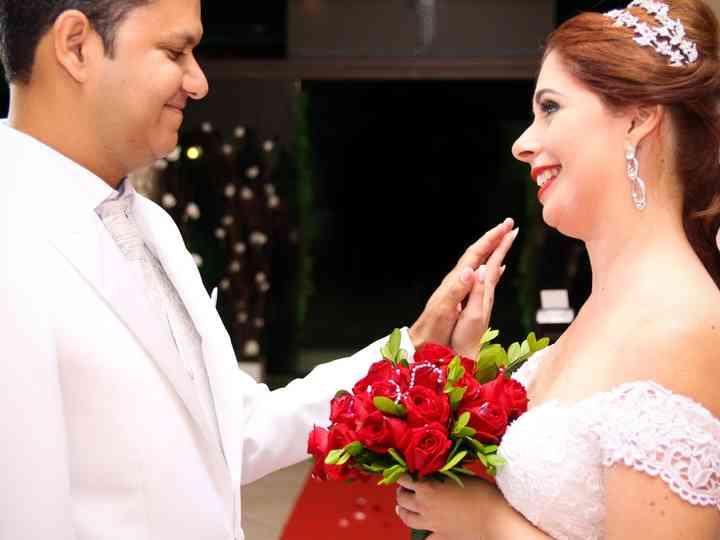 O casamento de Grasiele e Carlos