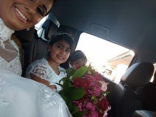 O casamento de Mirlene e Leandro 2