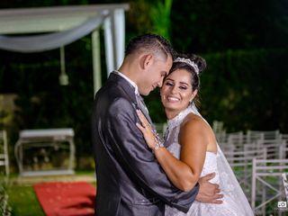 O casamento de Mirlene e Leandro
