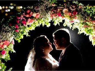 O casamento de Raquel e Ruan