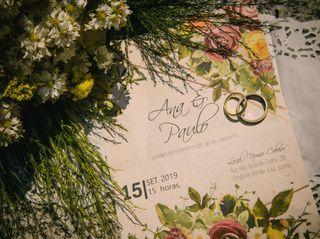 O casamento de Ana e Paulo 3