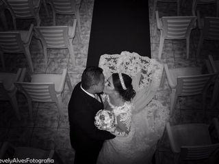 O casamento de Jevanyelle e Wesley