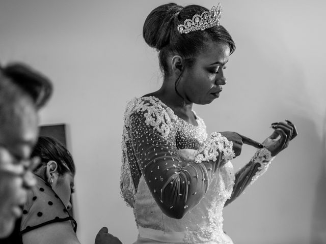 O casamento de Julio e Jennifer em Duque de Caxias, Rio de Janeiro 7