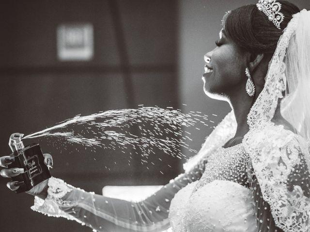 O casamento de Julio e Jennifer em Duque de Caxias, Rio de Janeiro 9