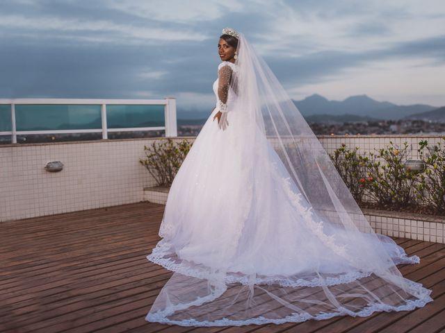 O casamento de Julio e Jennifer em Duque de Caxias, Rio de Janeiro 12