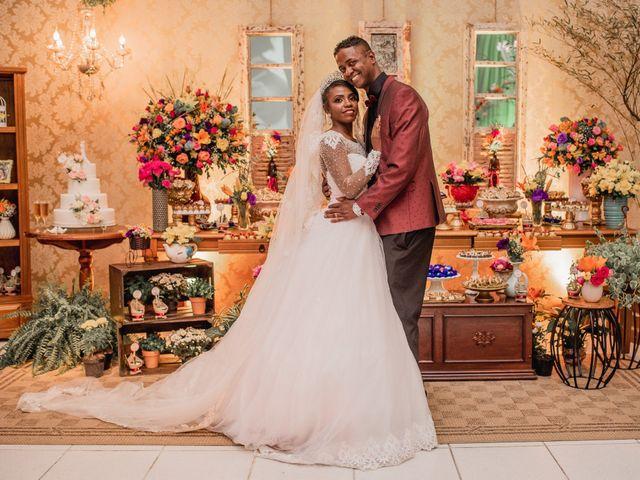 O casamento de Julio e Jennifer em Duque de Caxias, Rio de Janeiro 41