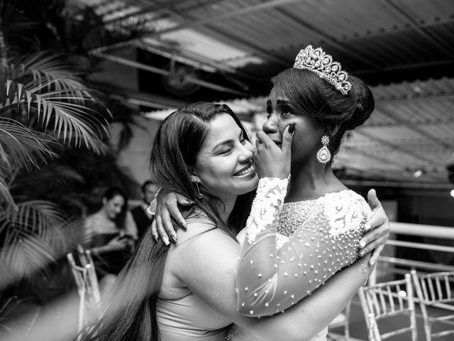 O casamento de Julio e Jennifer em Duque de Caxias, Rio de Janeiro 49