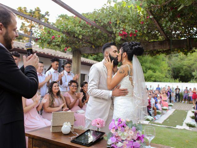 O casamento de Daniele e Renato