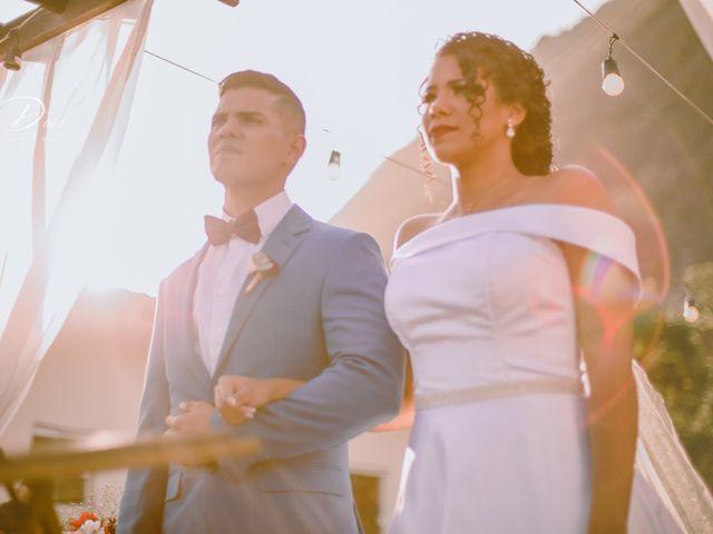 O casamento de Ellen e Carlos