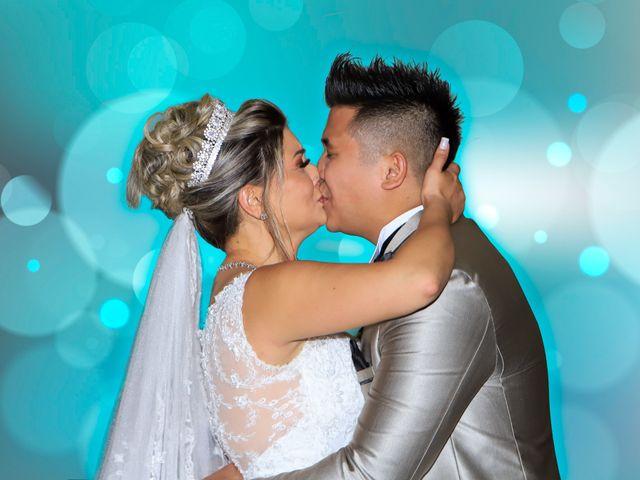 O casamento de Sonia e Laercio