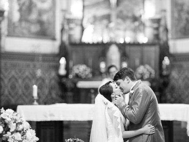 O casamento de Andressa e Fernando