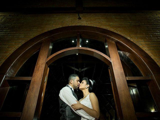 O casamento de Amanda e Eriomar