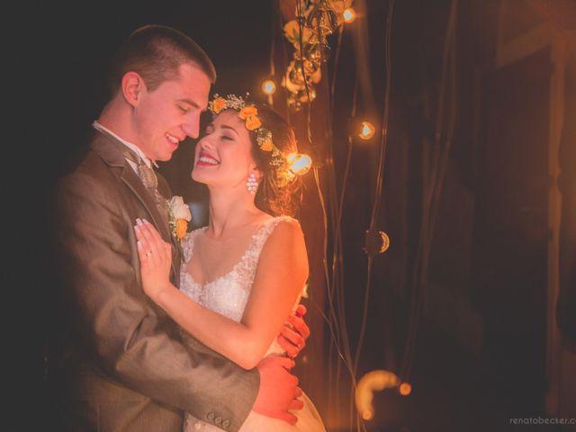 O casamento de Vanessa e Nicolas