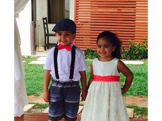 O casamento de Fernanda e Jorge 1