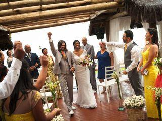 O casamento de Fernanda e Jorge