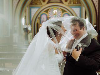 O casamento de Ingrid e Pietro 1
