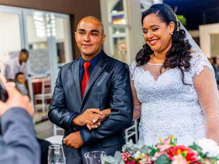 O casamento de Luiza e Izaias