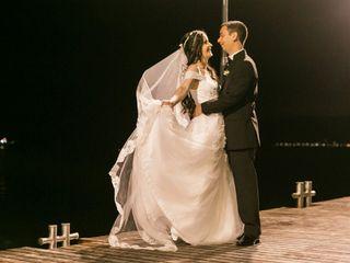 O casamento de Priscila e José  Leonardo