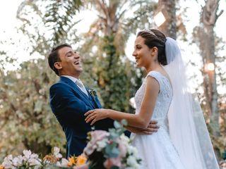 O casamento de Letícia e Pedro