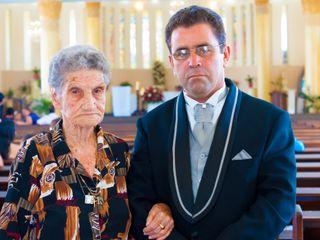 O casamento de Dirlene e Wolksmar 3