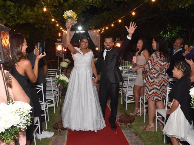 O casamento de Rayane e Jeferson