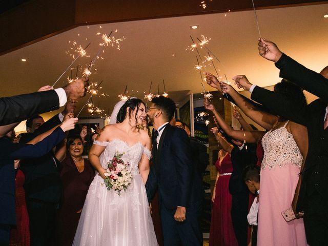 O casamento de Thainá e Alex