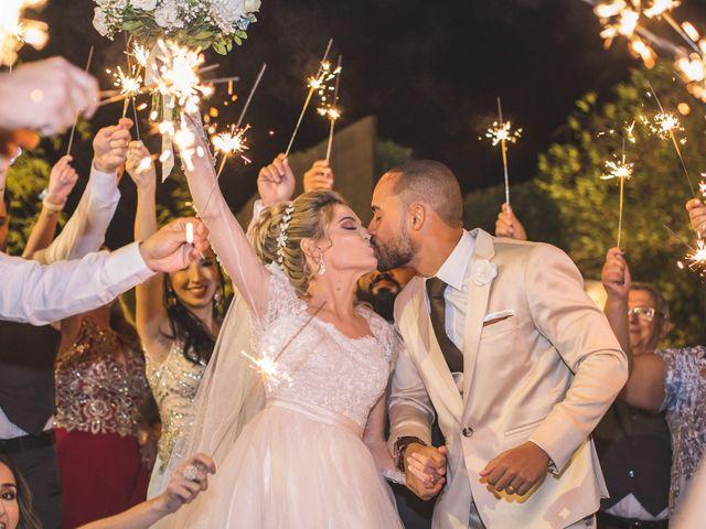 O casamento de Carla e Arthur