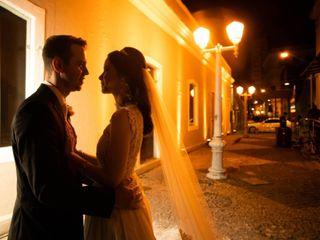 O casamento de Mariane e Jorge