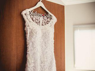 O casamento de Juliane e Alex 1