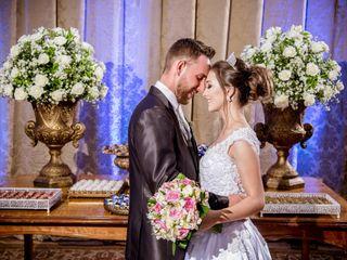 O casamento de Juliane e Alex