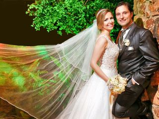 O casamento de Patrícia e Juliano 1