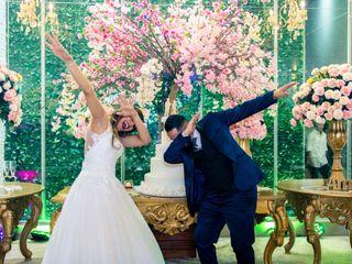 O casamento de Mayara e Alexandre