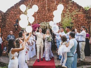 O casamento de Luana e Renato