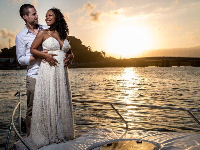 O casamento de Flávia e Thiego