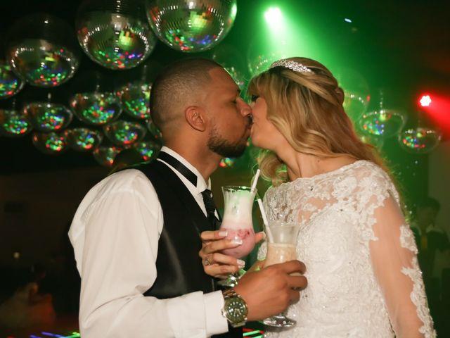 O casamento de Aline e Luiz Felipe