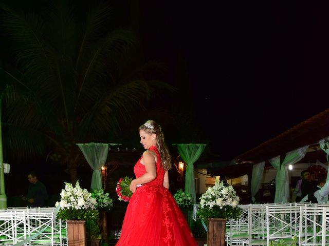 O casamento de Mileni e Felipe