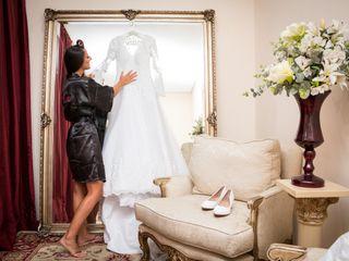 O casamento de Mylena e Rafael 1