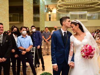 O casamento de Mylena e Rafael