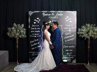 O casamento de Yaina e João Neto