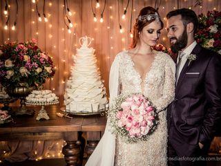 O casamento de Jean e Lohayne