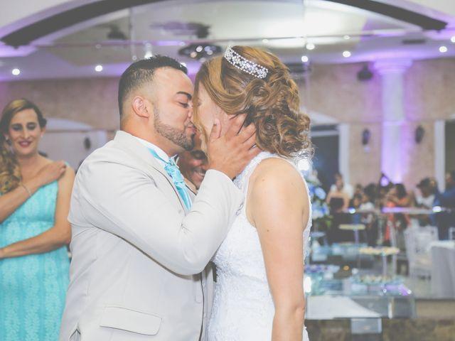 O casamento de Dalila e Thiago