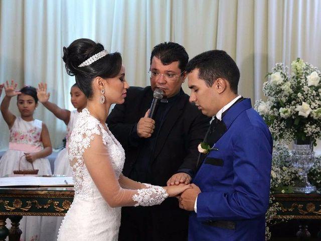 O casamento de João Neto e Yaina em Teresina, Piauí 2