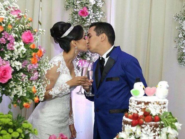 O casamento de João Neto e Yaina em Teresina, Piauí 9