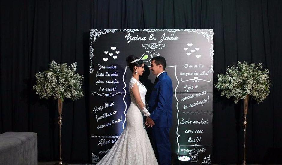 O casamento de João Neto e Yaina em Teresina, Piauí
