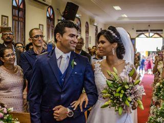 O casamento de Nathália e Rodolpho